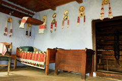 Casa tradicional fotos de archivo libres de regalías