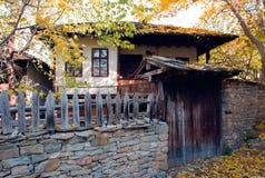 Casa tradicional Imagem de Stock