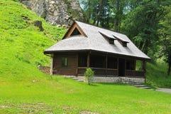 Casa tradicional Imagenes de archivo
