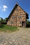 Casa tradicional de Alemanha fotografia de stock royalty free