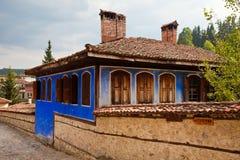 Casa tradicional de Koprivshtitsa imagem de stock royalty free