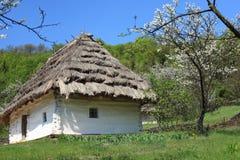 Casa tradicional de Ucrânia Imagens de Stock