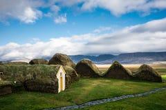 Casa tradicional de viquingue Foto de Stock Royalty Free