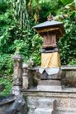 Casa tradicional del Balinese de bebidas espirituosas Imagen de archivo libre de regalías