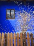 Casa tradicional en Rumania fotografía de archivo
