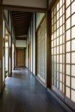 Casa tradicional histórica japonesa Imagem de Stock