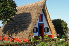 Casa tradicional Madeira fotos de archivo libres de regalías