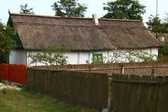 Casa tradizionale Immagine Stock