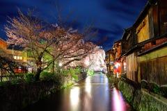 Casa tradizionale di Kyoto Immagine Stock