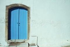 Casa tradizionale di Kythera Immagine Stock
