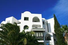 Casa tradizionale in Tunisia Immagine Stock