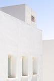 Casa tunisina Immagine Stock