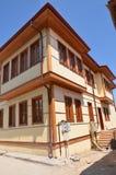 Casa turca velha de Eskisehir Fotos de Stock