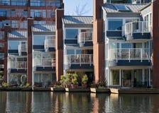 Casa urbana Immagine Stock