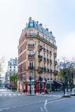 Casa urbana clásica Foto de archivo