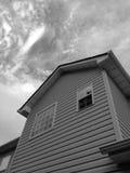 Casa @ VA, EUA Fotografia de Stock