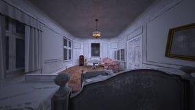 Casa vacante imagen de archivo