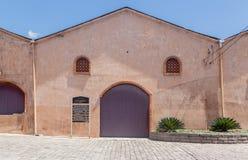 Casa Valduga Bento Goncalves Fotografia de Stock Royalty Free