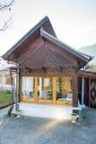 Casa Vanga em Rupite, Bulgária Fotos de Stock