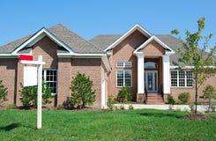 Casa vazia Imagem de Stock