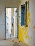 Casa vazia abandonada Fotografia de Stock
