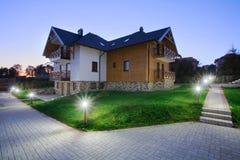 Casa vazia nova Foto de Stock Royalty Free