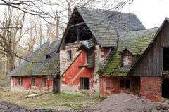 Casa velha imagem de stock royalty free