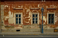 Casa velha. Fotos de Stock