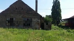 Casa velha Foto de Stock Royalty Free