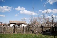 A casa velha Fotografia de Stock
