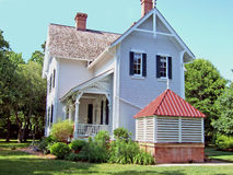 Casa velha Fotos de Stock Royalty Free