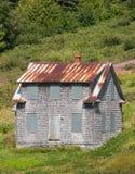 Casa velha, abandonada fotos de stock