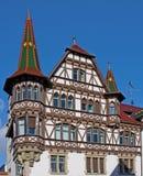 Casa velha agradável 1 fotografia de stock royalty free