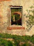 Casa velha arruinada Foto de Stock Royalty Free