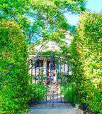 Casa velha bonita fotos de stock royalty free