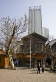 Casa velha da cidade de Changsha Fotos de Stock