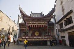 Casa velha da cidade de Changsha Foto de Stock Royalty Free