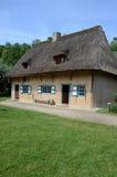 Casa velha da exploração agrícola Imagem de Stock