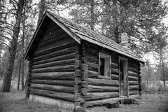 Casa velha da exploração agrícola Fotos de Stock Royalty Free