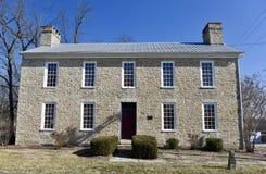 Casa velha da rocha Imagens de Stock
