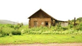 Casa velha da vila Imagens de Stock Royalty Free