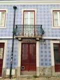 Casa velha das telhas Fotografia de Stock