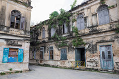 A casa velha de alfândega, Tailândia Fotografia de Stock Royalty Free