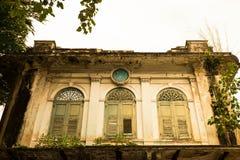A casa velha de alfândega, Tailândia Imagens de Stock