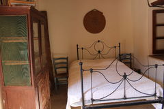 Casa velha de Paphos Imagens de Stock Royalty Free