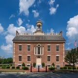 Casa velha do estado Fotografia de Stock Royalty Free