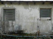 Casa velha do material imagem de stock royalty free