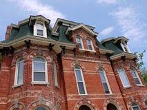Casa velha do Victorian Imagens de Stock Royalty Free