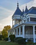 Casa velha do vintage Imagens de Stock Royalty Free
