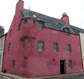 Casa velha dos comerciantes Fotografia de Stock Royalty Free